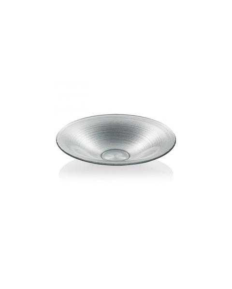 Centro tavola decoro platino cm.41
