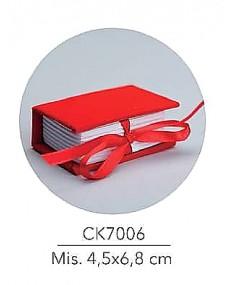 Scatola libro per laurea mis: 4.5x6.8 cm