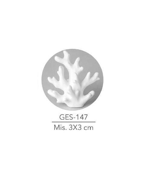 GESSETTO CORALLO MIS. 3X3 CM