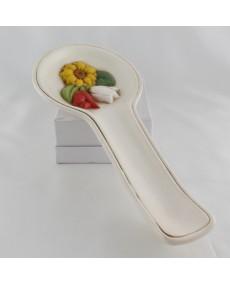 poggia mestolo in ceramica nonnamara