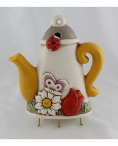 teiera alta appendino ceramica nonnamara